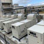消化ガス発電設備